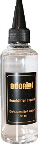 Lifestyle-Ambiente Adorini Befeuchterflüssigkeit - Befeuchterlösung inkl Tastingbogen