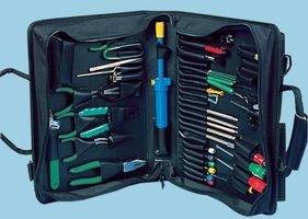 Kit de herramientas para técnicos con hierro precio para 1juego