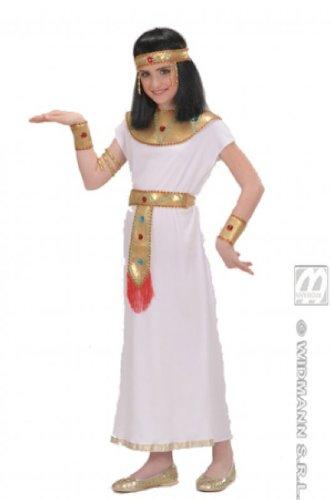 Cleopatra-Kostüm für Mädchen 146/158 (11-13 (Mädchen Kostüme Cleopatra)