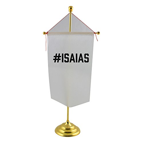 table-flag-with-isaias