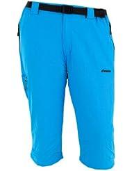 Goritz Rotterdam - Pantalón 3/4 para hombre, color turquesa, talla L