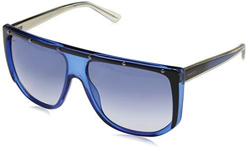 c0793a99b0 Gucci Sonnenbrille GG-3705-S Gafas de sol, Azul (Blau),