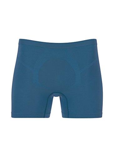 Trigema Herren Retroshorts 612301 Blau (Jeans 043)