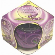Luscious Lavender Duftkerze, Lavendelduft