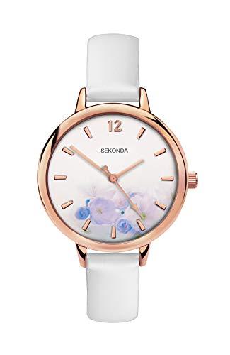 Sekonda Watches Orologio Analogico Quarzo Donna con Cinturino in PU 2623.27