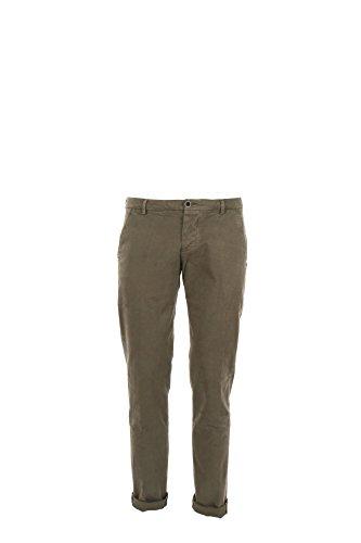 Pantalone Uomo No Lab 30 Verde Militare Miami Ltt Autunno Inverno 2016/17