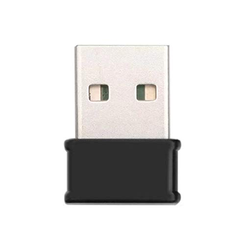 HoganeyVan Mini USB WiFi Adapter 802.11AC Dongle Network Card 1200Mbps 2.4G & 5G Dual Band Wireless WiFi Receiver for Laptop Desktop