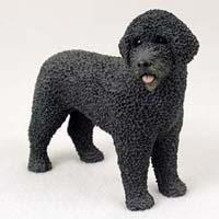 Portuguese Water Dog Figurine (4-5