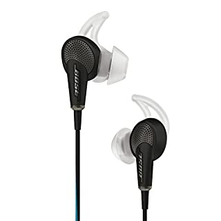 Bose QuietComfort 20 Acoustic Noise Cancelling Headphones for Apple Devices (Black) (B00X9KV0HU) | Amazon price tracker / tracking, Amazon price history charts, Amazon price watches, Amazon price drop alerts