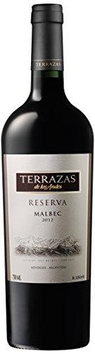 Terrazas De Los Andes High Altitude Vineyards Malbec 2014, Vino, Tinto, Mendoza, Argentina