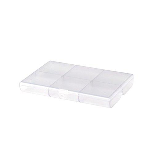 Schmuck-Boxen Wohnaccessoires Schutt Aufbewahrungsbox/Nähen Box/die Schaltfläche - Nähen Schubladen