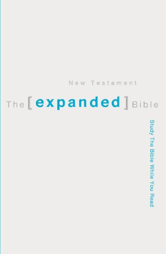 The Expanded Bible: New Testament, eBook (English Edition)