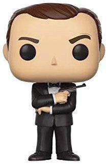 James Bond Figura Vinilo James Bond Sean Connery In DrNo 524 Figura de coleccin