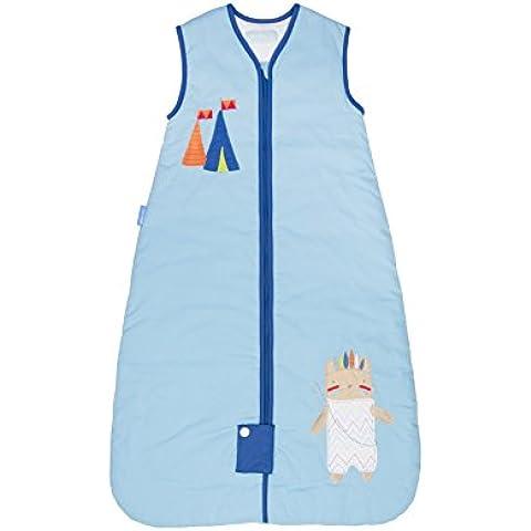 Grobag Saco de dormir para bebé, diseño de indio americano (2.5Tog, 6–18meses)