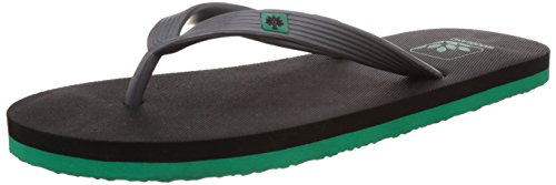 Woodland Men's Black Flip-Flops and House Slippers - 6 UK/India (40 EU)  available at amazon for Rs.221