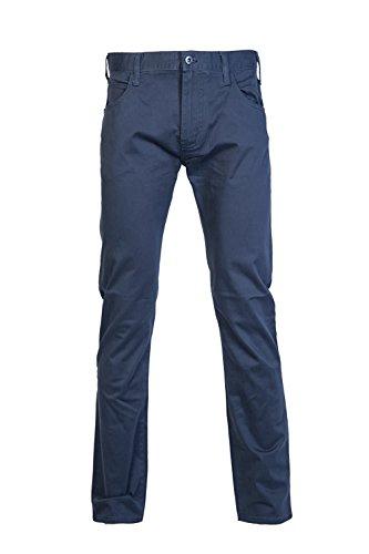 Armani Jeans Men's Chino Gaberdine Slim-Fit Stretch Jeans -6Y6J45 6NKFZ