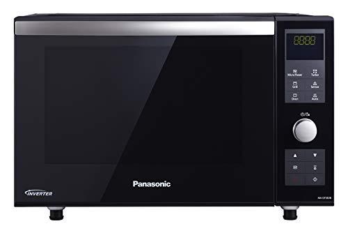 Panasonic NN-DF383 - Microondas Horno con Grill Combinado 1000 W, 23 L, 6 niveles, Inverter, Grill...
