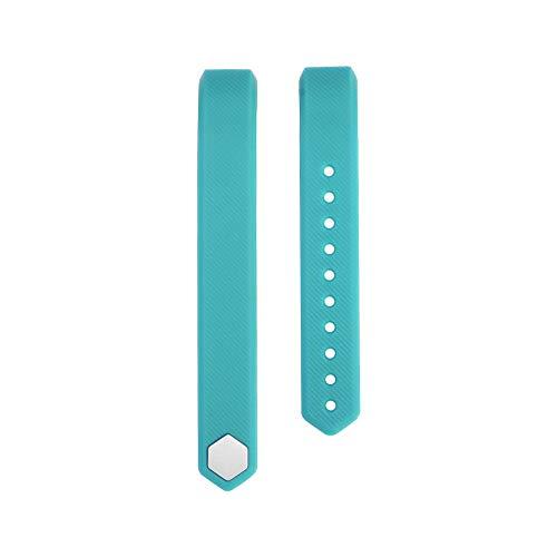 Silikon Ersatz Smart Bracelet Wrist Strap für Veryfit ID115(Green)