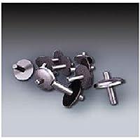 ASTRAL - Kit 50Pz Chiodo Espansione Lungo Alluminio per Piscina