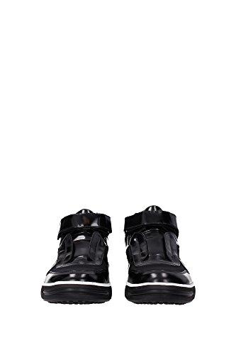 XXM0RZ0K8907HNB999 Tod's Sneakers Uomo Pelle Nero Nero