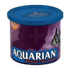 Aquarian Tropical Fish Food 50g by Aquarian
