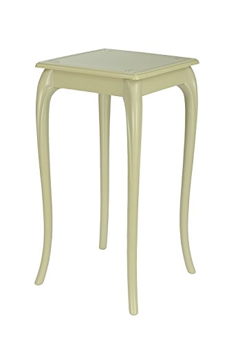 High street design lampada/pianta/tavolo alto con alto stile cabriole legs rifinito a mano in crema