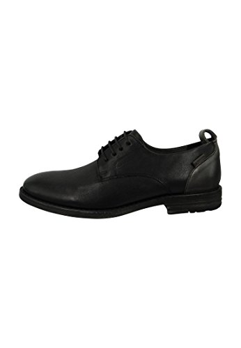 Levis Chaussures Placerville Lace Up bassa Regular Black Black - 223265-777-59 Regular Black