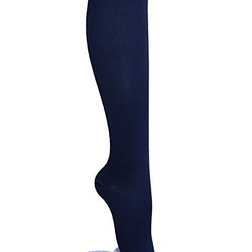 081e4c916 Wenwenzui-ES Unisex Hombres Mujeres Calcetines de Compresión Profesionales  Actividades de Viaje Transpirables para Enfermeras
