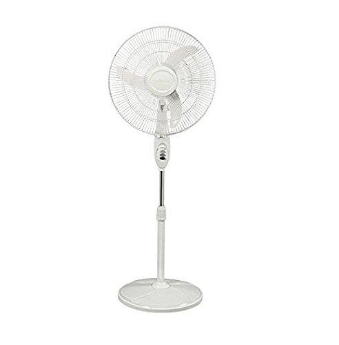 VARSHINE ASHOKA || HOTLINE Bullet Cyclone Padestral Fan || High Speed || Copper Winding || Safety Grid || 3 Speed...