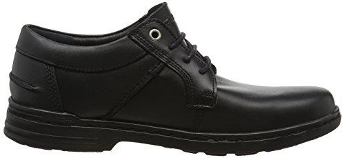 Hush Puppies Mens Barnet Hanston Boots Black (nero)