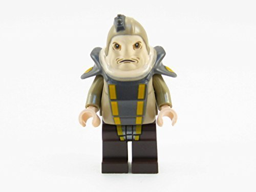 LEGO Star Wars Force Awakens Unkar Plutt Minifigure 75148 Mini Fig by LEGO