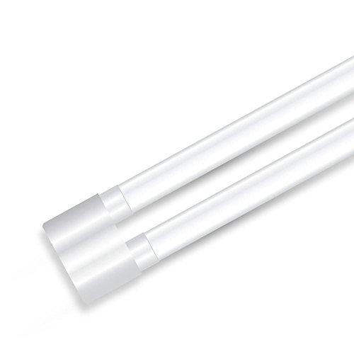 Tubo LED Doppio T8 Nano Plastic Shoplite 18W 60cm G13 V-Tac VT-6077