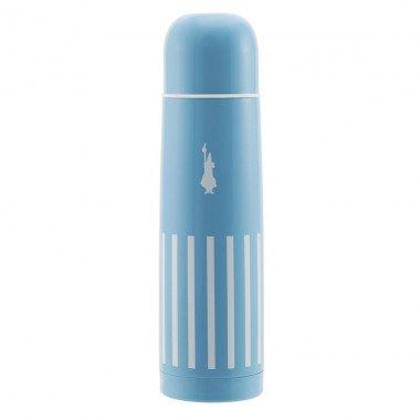 Bialetti Thermic Bottle POP 0.5L Blue, White vacuum flask - Vacuum Flasks...