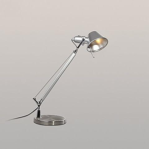 Moderne Einfache Schreibtischlampe-XCH Dazzling DL- Hohe Helligkeit E27 Lichtquelle Eisen