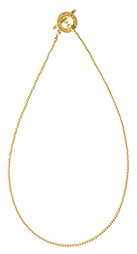 SENCE Copenhagen Halskette Signature vergoldet