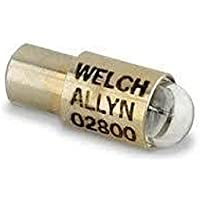 Welch Allyn 02800-u vacío lámpara, F/190de, 2,5V