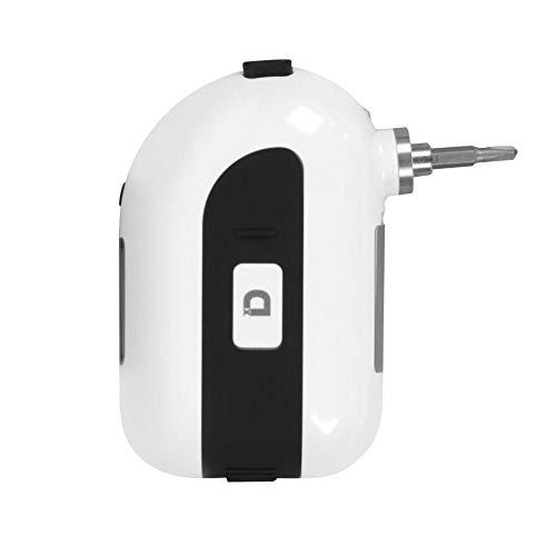 Luckybaby S1 Mini Smart Elektroschrauberreparaturwerkzeug Kit Mit LED-Licht Präzisions-Elektroschrauber-Kit Links Rechts Modus ABS + PC + Silikon S1 Kit