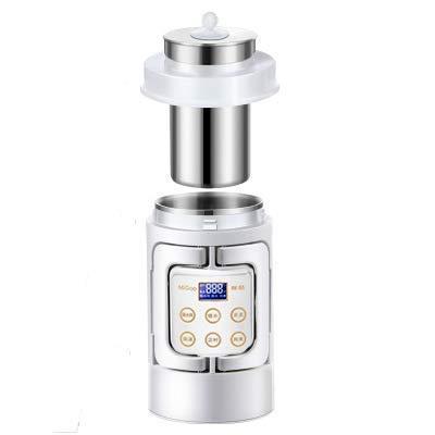 Portatile multi-funzione mini riso fornello piccolo bollitore elettrico acqua calda Cup 400W, capacità 700ML