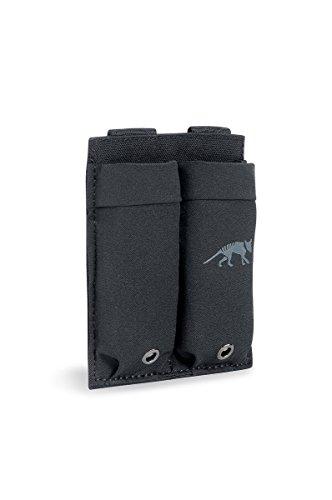 Tasmanian Tiger TT DBL Pistol Mag Pouch LP Magazintasche, Black, 13x11x3cm -