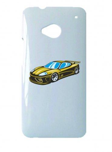Smartphone Case Hot Rod Sport carrello auto d epoca Young Timer shellby Cobra GT muscel Car America Motiv 9804per Apple Iphone 4/4S, 5/5S, 5C, 6/6S, 7& Samsung Galaxy S4, S5, S6, S