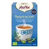 Yogi Tea Infusión de Hierbas Respiración - 17 bolsitas