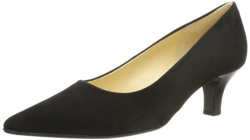 Gabor Shoes Gabor 81.250.17 Damen Pumps Schwarz (schwarz (LFS rot))