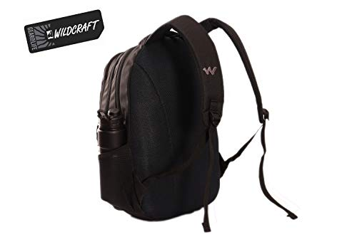 Best wildcraft backpack in India 2020 WILDCRAFT. Polyester 35 L Black Laptop Backpack Image 5