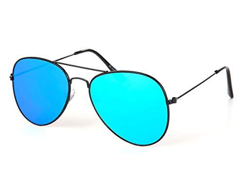 Alsino Sonnenbrille Flat Top mit flachen Gläsern Flat Lens Sonnenbrille V-1292-3