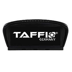 "TAFFIO® Android 9.0 HD Anti Glare HD Touchscreen GPS Navigation SD USB Multimedia Media Player für BMW E60 E61 E63 E64 M5 E90 E91 E92 mit CCC System *8.8"" Display , 8-Core Prozessor 4GB RAM + 32GB ROM*"