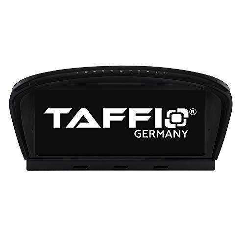 "TAFFIO® Android 9.0 HD Anti Glare HD Touchscreen GPS Navigation SD USB Multimedia Media Player für BMW E60 E61 E63 E64 M5 E90 E91 E92 mit CCC System *8.8\"" Display , 8-Core Prozessor 4GB RAM + 32GB ROM*"