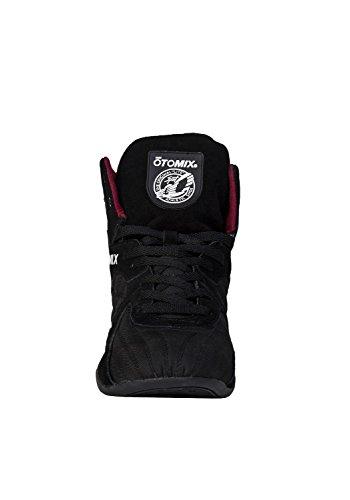 Otomix Stingray Fitness Schuhe Herren, Verschiedene Farben und Größen Schwarz