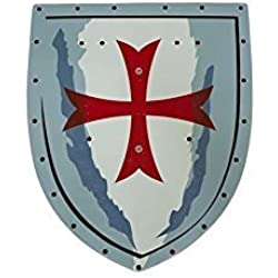 Juguetutto - Escudo Cruz Roja - Juguete de madera
