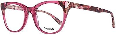 Guess Optical Frame Gu2679 091 52 Monturas de gafas, Rosa (Pink), 49 para Mujer
