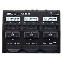 Zoom g3N bielas multiefectos y simulador de amplificador